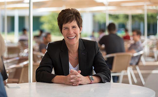 Apple names Deirdre O'Brien Senior Vice President of Retail + People.