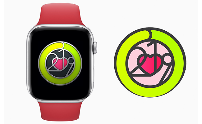 Apple launches its Heart Month campaign for the month of February.