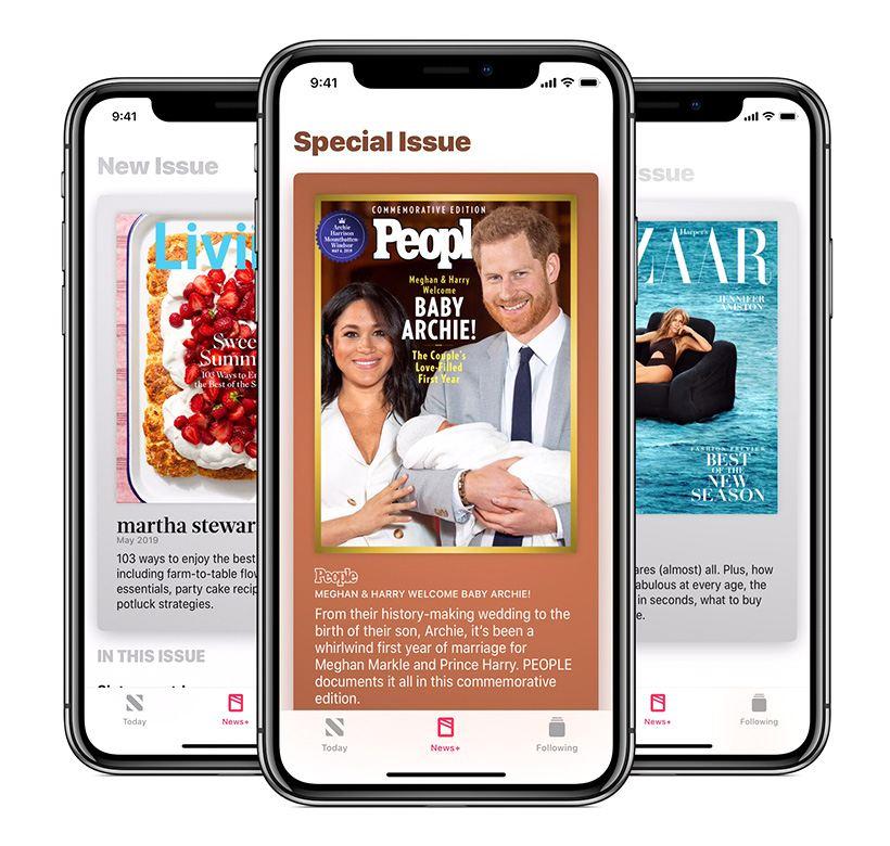 history apple second quarter 2019 apple news plus - History of Apple - Second Quarter 2019 Timeline