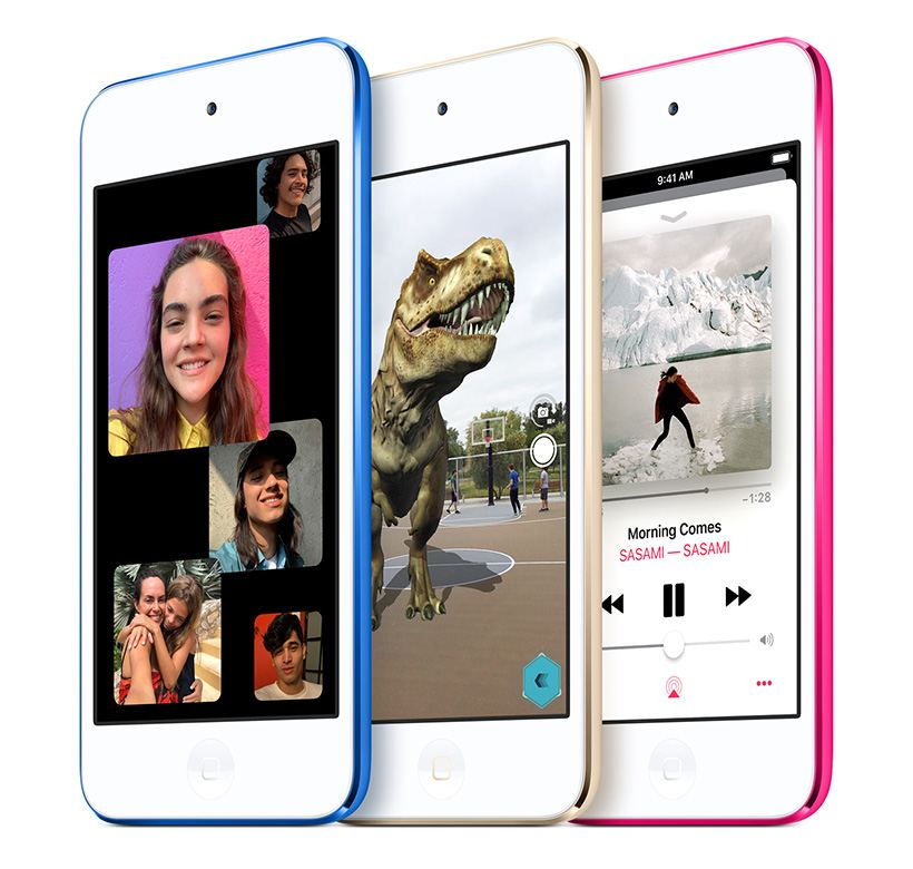 history apple second quarter 2019 ipod touch - History of Apple - Second Quarter 2019 Timeline