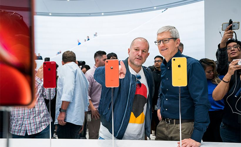 history apple second quarter 2019 jony ive - History of Apple - Second Quarter 2019 Timeline