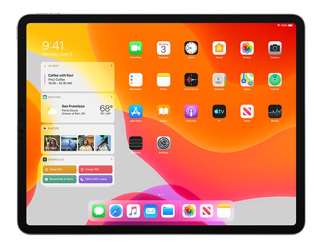The new iPadOS powers unique experiences designed for iPad.