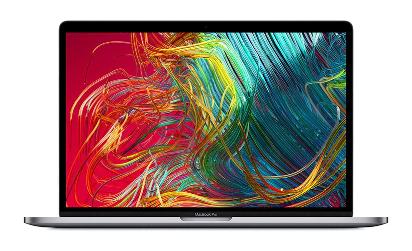Stunning Retina display with 500 nits of brightness and P3 wide color delivers a true-to-life viewing experience.
