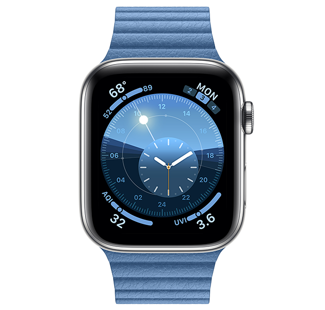 watchos 6 main - watchOS 6 - New Ways to Stay Connected