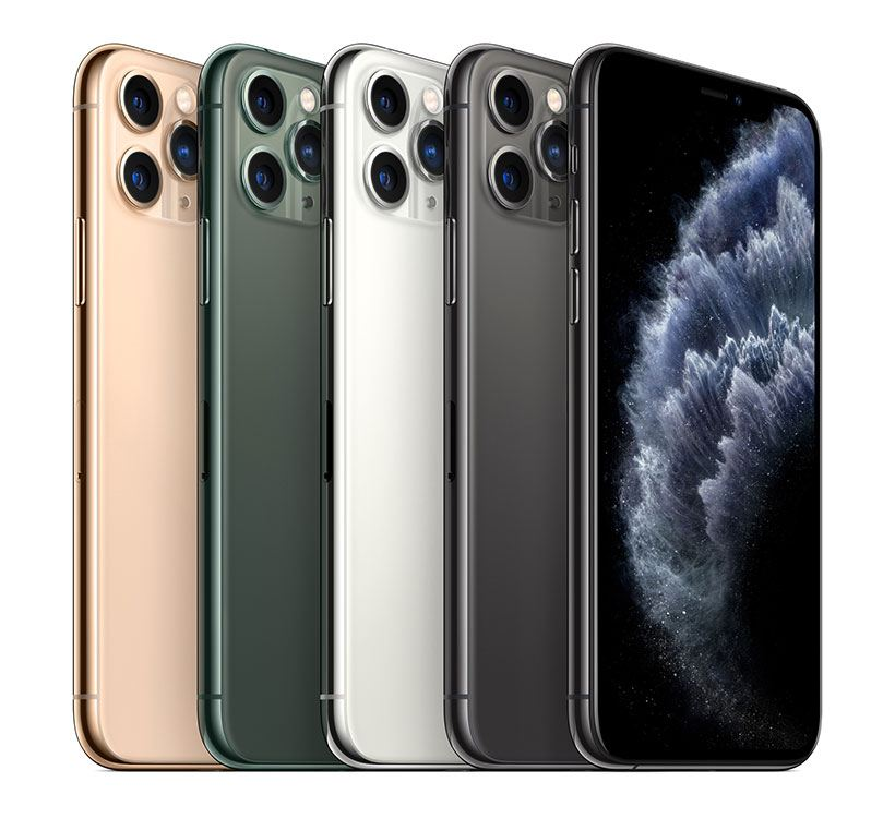 Apple announces iPhone 11 Pro and iPhone 11 Pro Max, a new pro line for iPhone that delivers advanced performance for users who want the very best smartphone.
