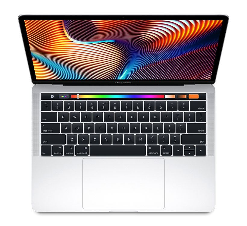 Apple updates the entry-level $1,299 ($1,199 for college students) 13-inch MacBook Pro, which 18th-generation quad-core processors, making it two times more powerful than before.