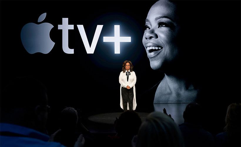 Apple and Oprah Winfrey announce Oprah's Book Club will connect a community of readers worldwide to stories that truly matter by today's most thought-provoking authors.
