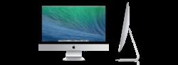 New 2014 iMac Thunderbolt 2