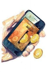 Bitcoin on iPhone