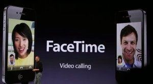 Set up Facetime