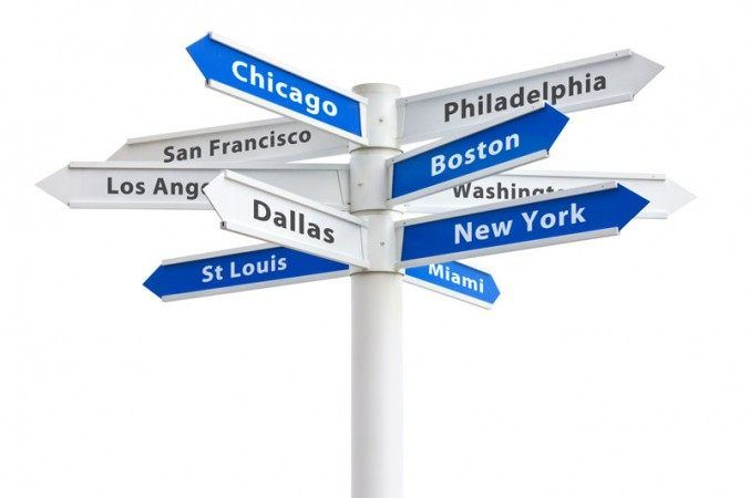 Top 20 US Cities for Tech Startup Funding
