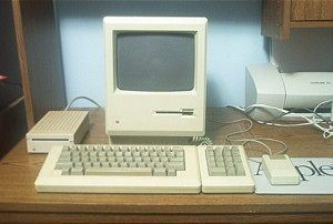 The Glorious History of Macintosh 128