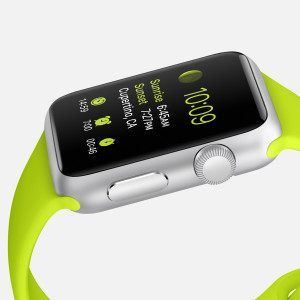 Apple and Apple Watch