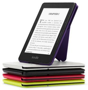 Kindle Voyage, the most advanced Kindle from Amazon