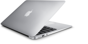 MacBook Air: Resetting the SMC