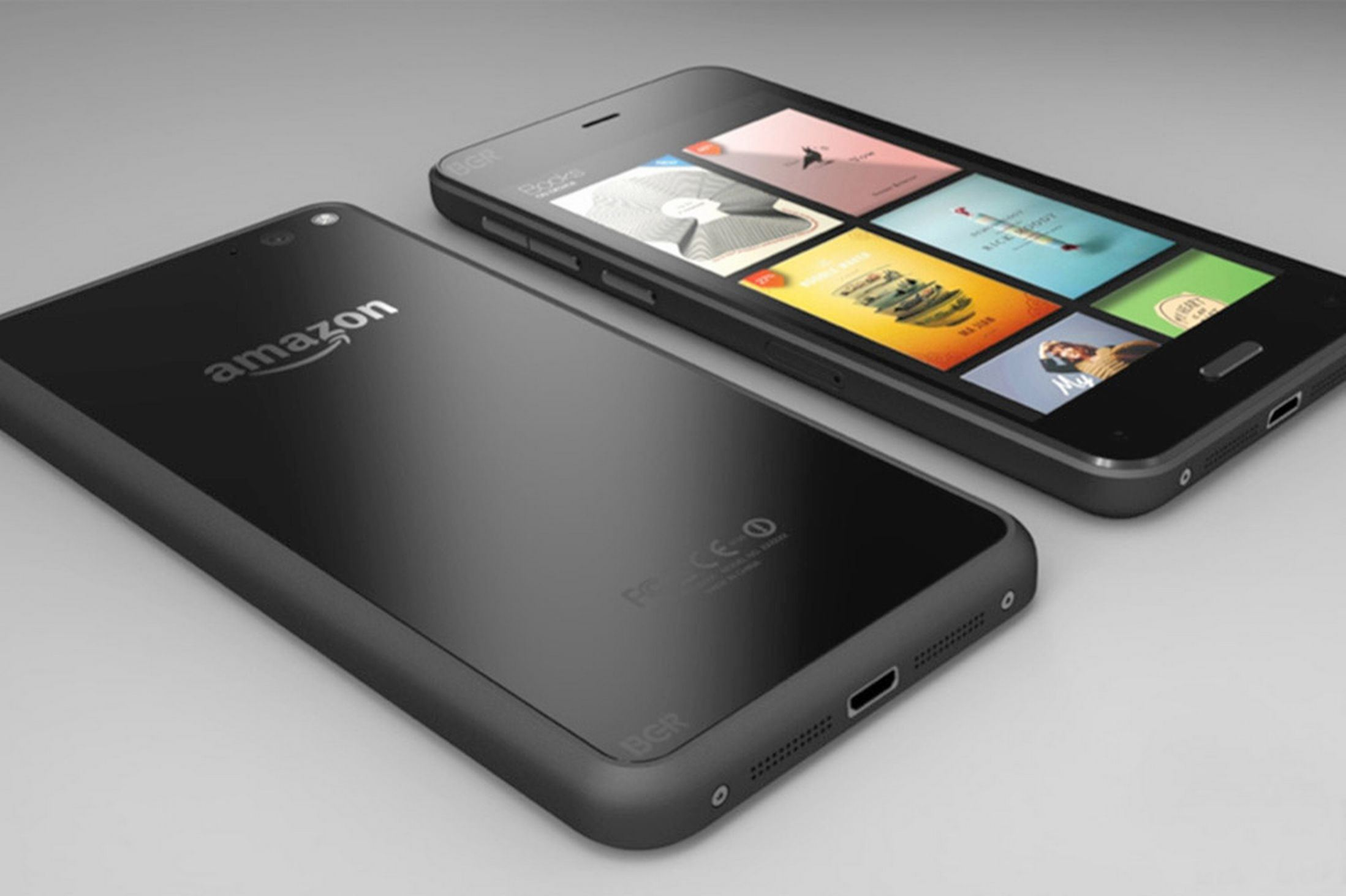 Amazon Fire Phone Reception