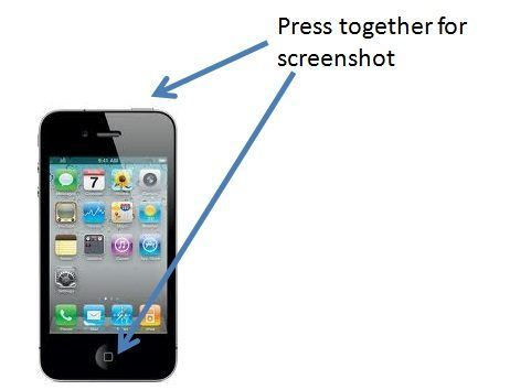 How to Take An iPhone Screenshot