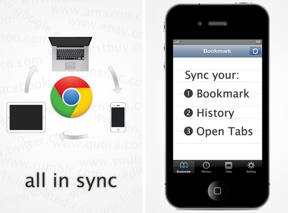 Sync and organize iOS apps on your iPhone
