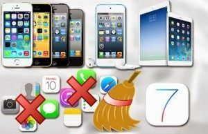 How to erase all data on iOS