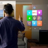Microsoft Holographic Reality