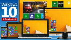 Windows 8 and Windows 10