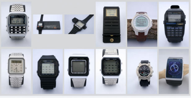 History of the smartwatches