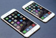 Top iPhone Apps iPhone 6s / 6s Plus Production