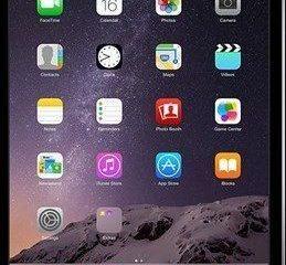 iPad mini - remove data