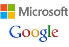 Microsoft-Google: They Sign a Peace Treaty