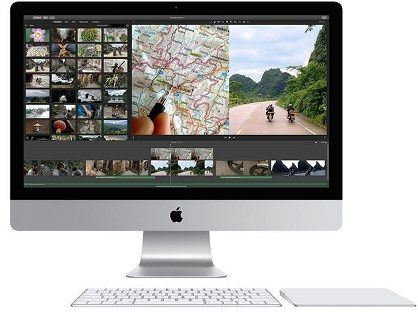 27-inch iMac with Retina 5k Display