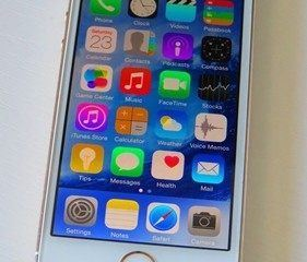 iphone 5 forward thinking