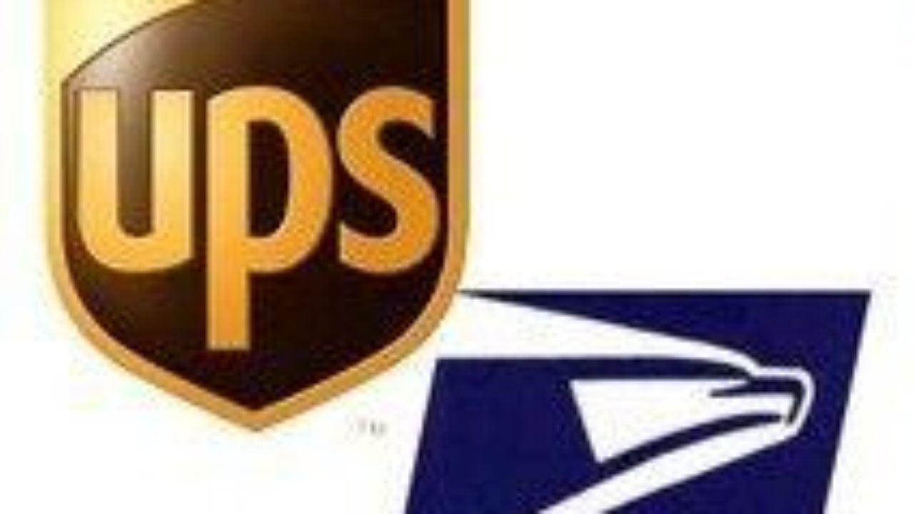 Difference between UPS and USPS what the acronyms mean
