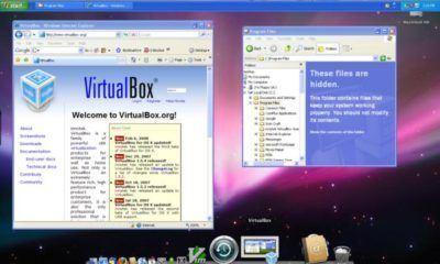 Virtual Box: run Windows and OS X at the same time