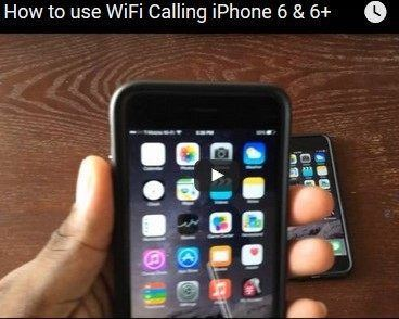 How to Enable Wi-Fi Calling on your iPhone