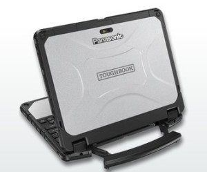 Toughbook 20: Fully Rugged, But Lightweight Tablet