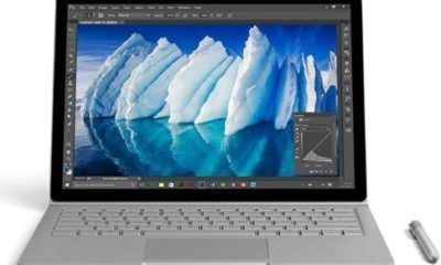 Microsoft Surface Book i7: Сinderella