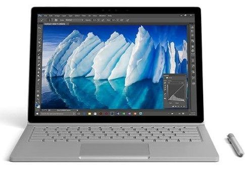Microsoft Surface Book i7: Сinderella