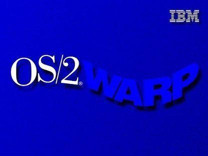 old os 2 warp