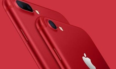iphone 7 Product(Red) iPhone 7 Plus (Product red)
