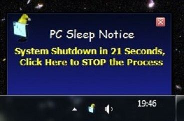 pc sleep