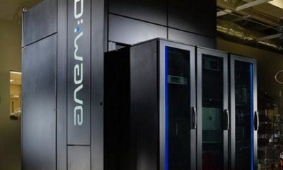 d wave quantum computer