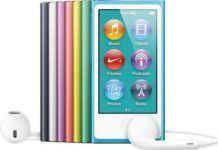 iPod nano and iPod shuffle are gone