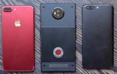 RED Hydrogen Cell Phone