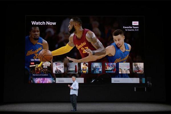 Apple Event September 12, 2017 - Apple TV