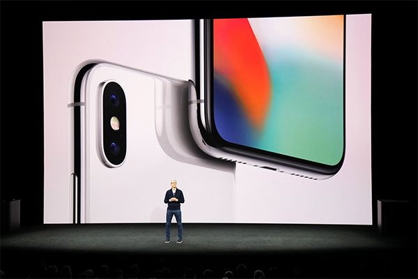 Apple Event September 12, 2017 - iPhone X Camera