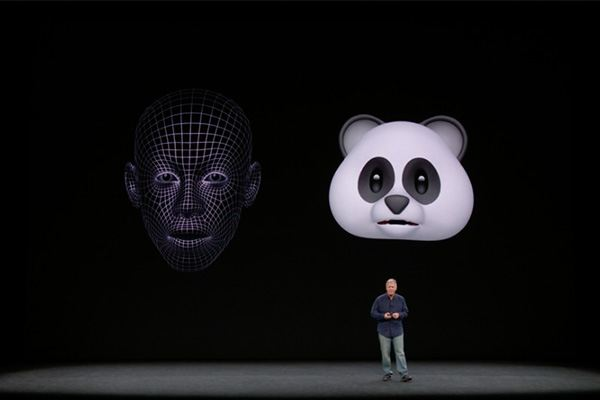 Apple Event September 12, 2017 - iPhone X Emoji