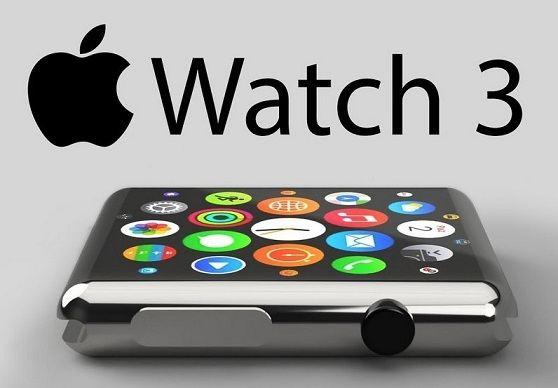 Apple Event 2017 Apple Watch 3