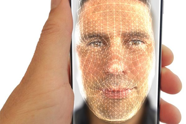 iPhone X Facial Recognition