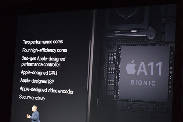 Apple A11 Chip Performance