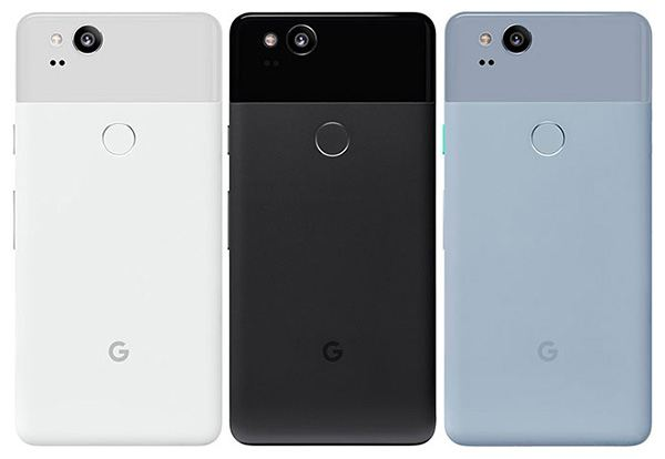 Google Pixel 2 - All Colors